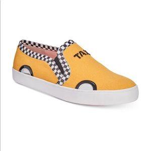 Kate spade Taxi Linda slip on sneakers